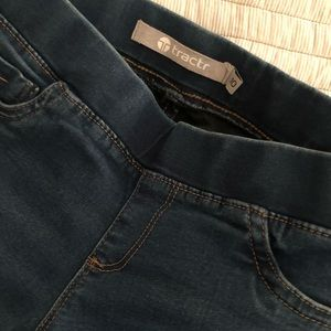 Tractr pull on skinny jeans for girls